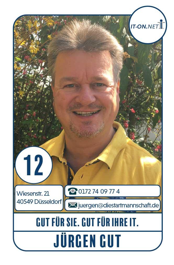 12 – Jürgen Gut