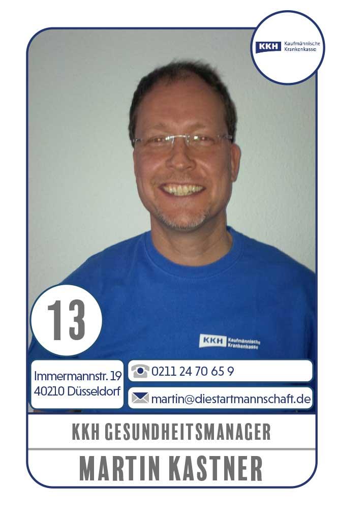 13 – Martin Kastner