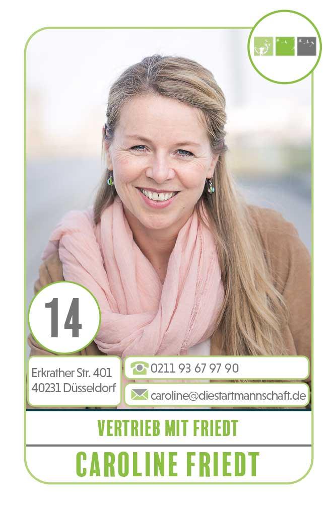 14 – Caroline Friedt