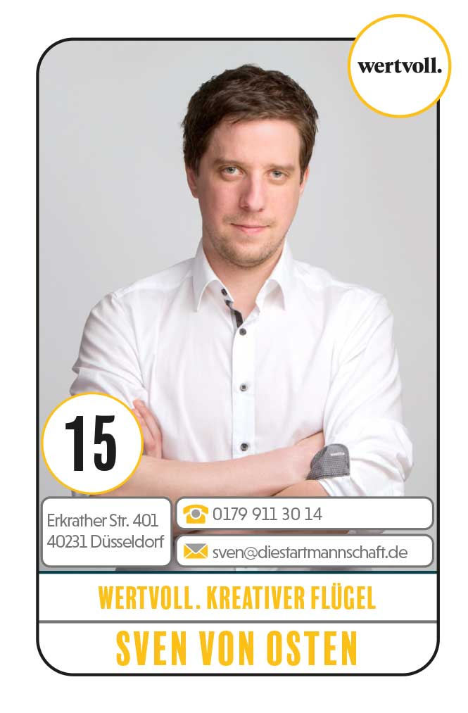 15 – Sven von Osten