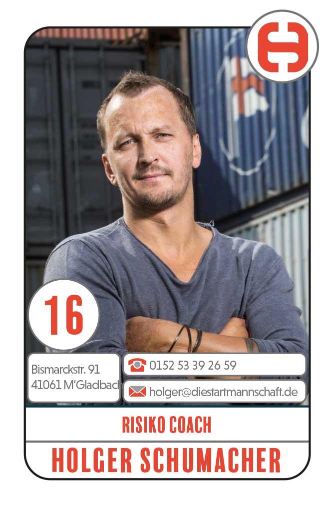 16 – Holger Schumacher