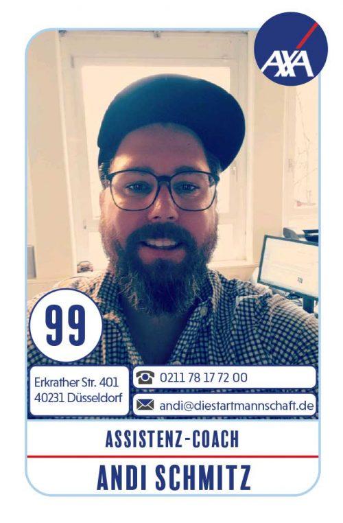 Coach – Andi Schmitz