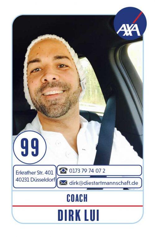Coach – Dirk Lui