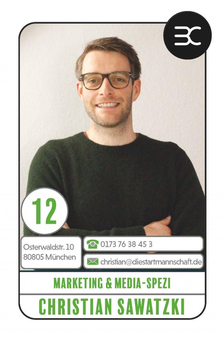 12 – Christian Sawatzki